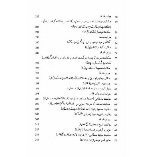 Mantiq Ul Tair - Ik Raz e Shanasai - منطق الطیر اک راز شناسائی