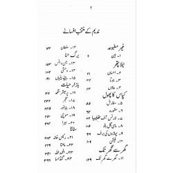 Afsany Ahmad Nadeem Qasmi